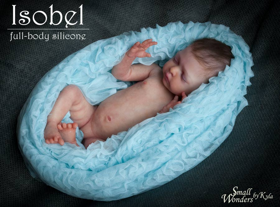Isobel Silicone Baby