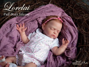 Silicone Babies From Small Wonders By Kyla