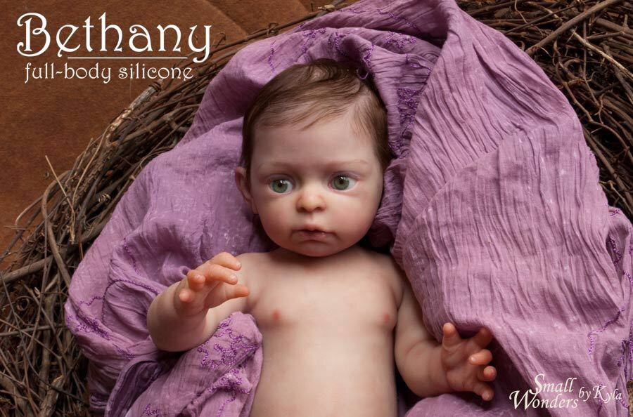 Bethany Silicone Baby